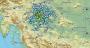 Petrinja se i dalje trese, jutros 3,8 stepeni Richtera