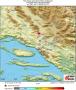 Slab potres pogodio Dalmaciju
